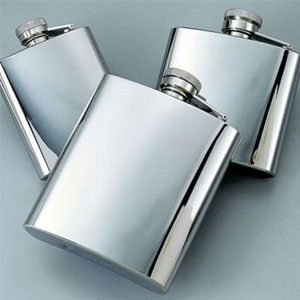 engraved flasks